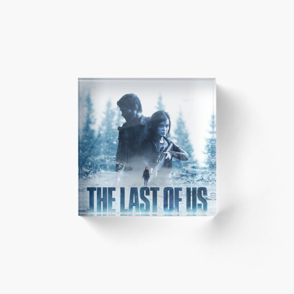 "The Last Of Us ""Cold Winter"" Acrylic Block"
