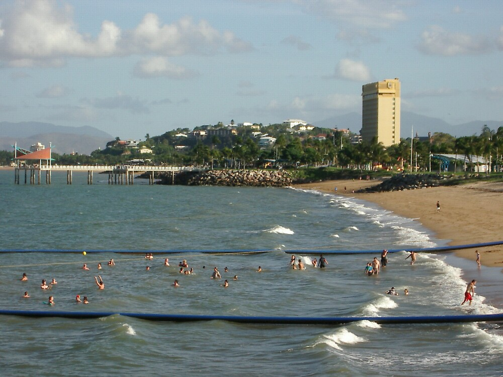 The Strand - Townsville QLD by Beetlebug