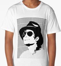 King of Pop Long T-Shirt