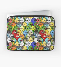 Too Many Birds! Bird Squad 1 Laptop Sleeve