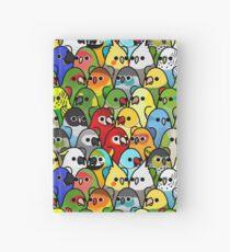 Too Many Birds! Bird Squad Classic Hardcover Journal