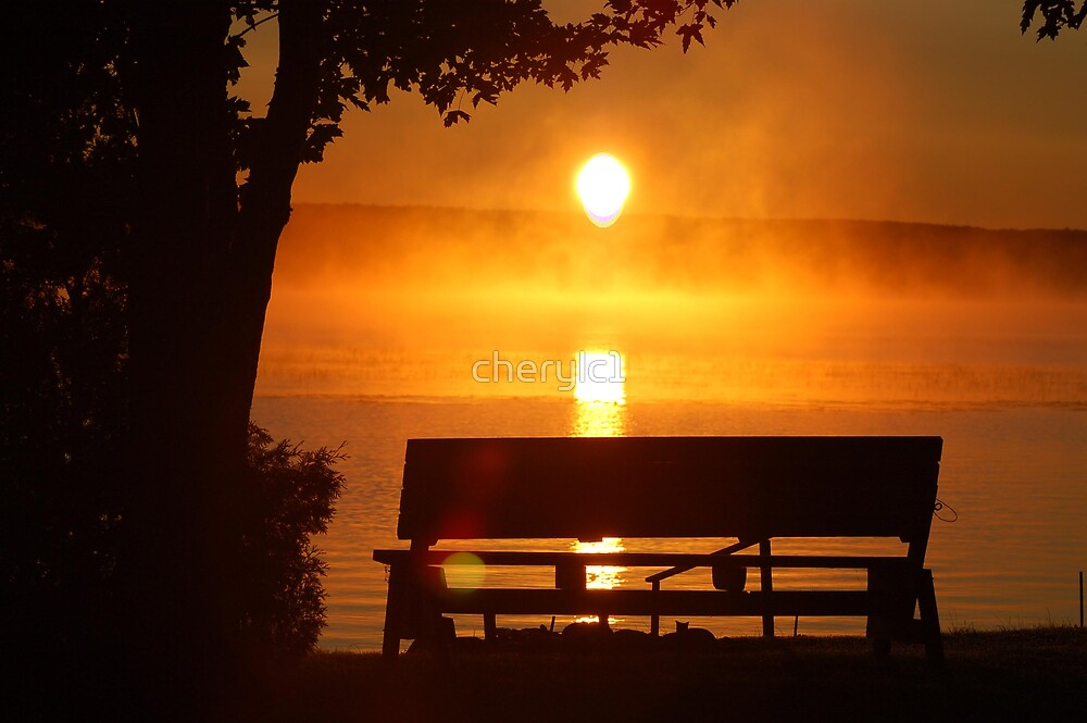 A Glorious Day Begins by cherylc1