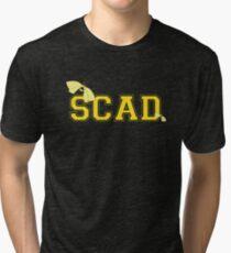 SCAD Bees Tri-blend T-Shirt
