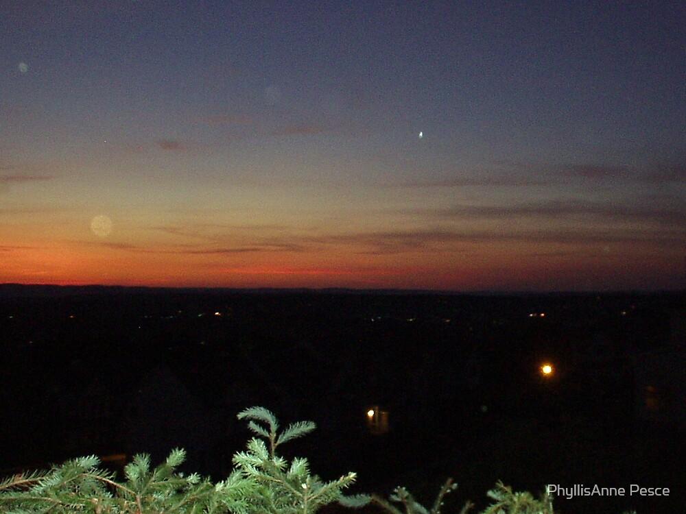 Sunset by PhyllisAnne Pesce