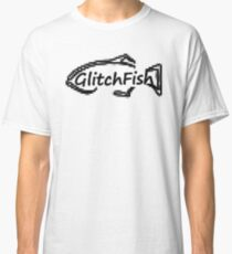 Glitch Fish Classic T-Shirt