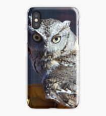 Screech Owl iPhone Case/Skin