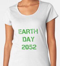 Earth day 2052 Women's Premium T-Shirt