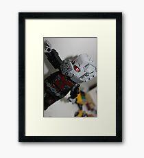 ant man Framed Print