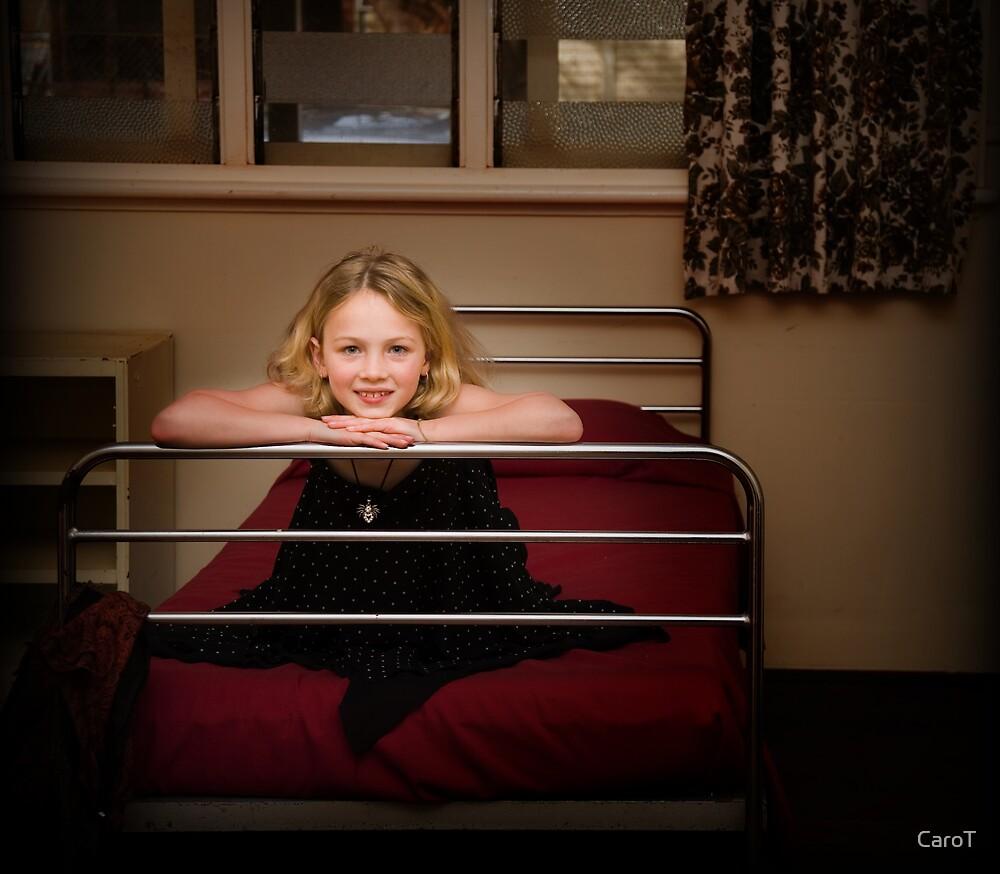 Sophie at Fairbridge by CaroT