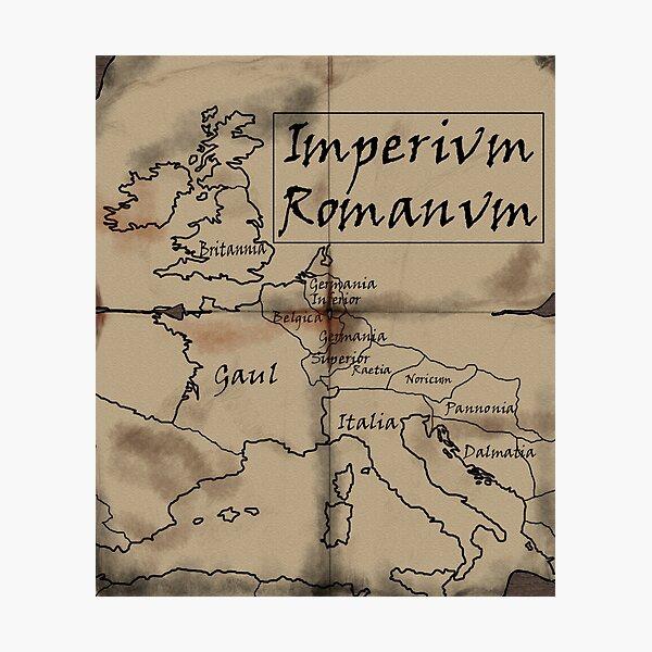 Imperium Romanum Photographic Print