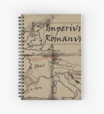 Imperium Romanum Spiral Notebook