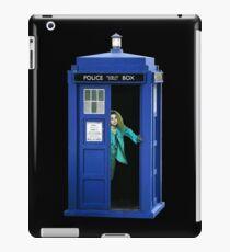 Helena Who iPad Case/Skin
