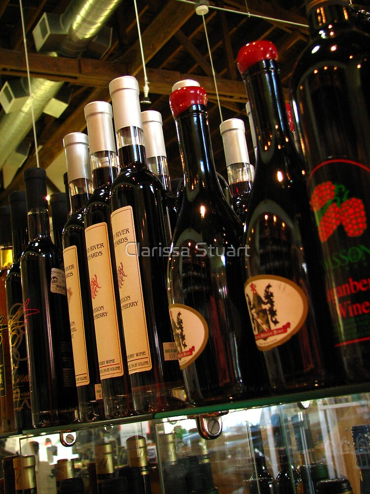 Wine-Lover's Paradise by Clarissa Stuart