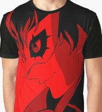 Persona 5 Protagonist Graphic T-Shirt