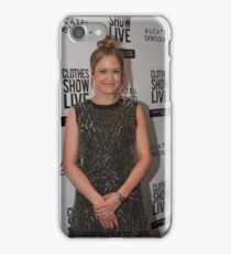 Lauren Goodger at the Clothes Show Live 2014 in Birmingham iPhone Case/Skin