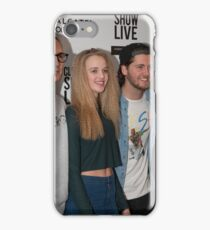 Celebrities at the Clothes Show Live 2014 in Birmingham iPhone Case/Skin