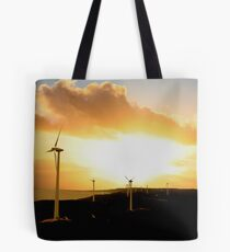 Nature's Own Power Tote Bag