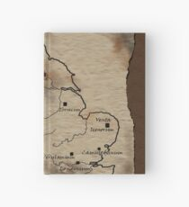 Provincia Britannia Hardcover Journal