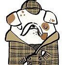 Sherlock Bulldog by fluffymafi