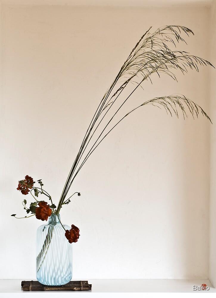 Ikebana-071 by Baiko