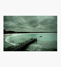Diving Deep Photographic Print