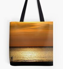 donegal sunset Tote Bag