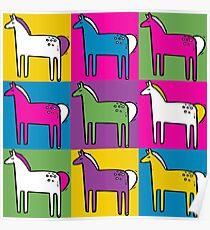 Ponys Poster