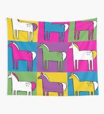 Ponys Wandbehang
