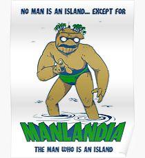 MANLANDIA Poster