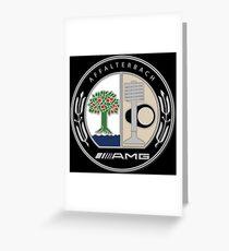 AMG Greeting Card