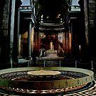 Foucault's pendulum by Ashley Ng