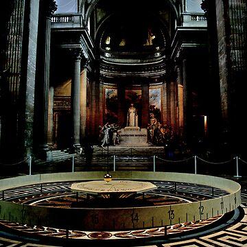 Foucault's pendulum by ashleyng