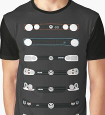 VW Golf Graphic T-Shirt