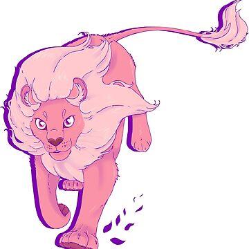 Lion by placidplaguerat