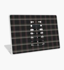 VW Golf Plaid Laptop Skin