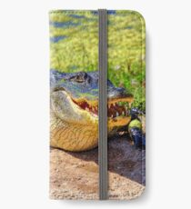 Gator iPhone Wallet/Case/Skin