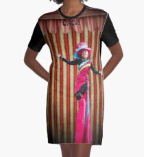 Roll up, roll up ..... Graphic T-Shirt Dress