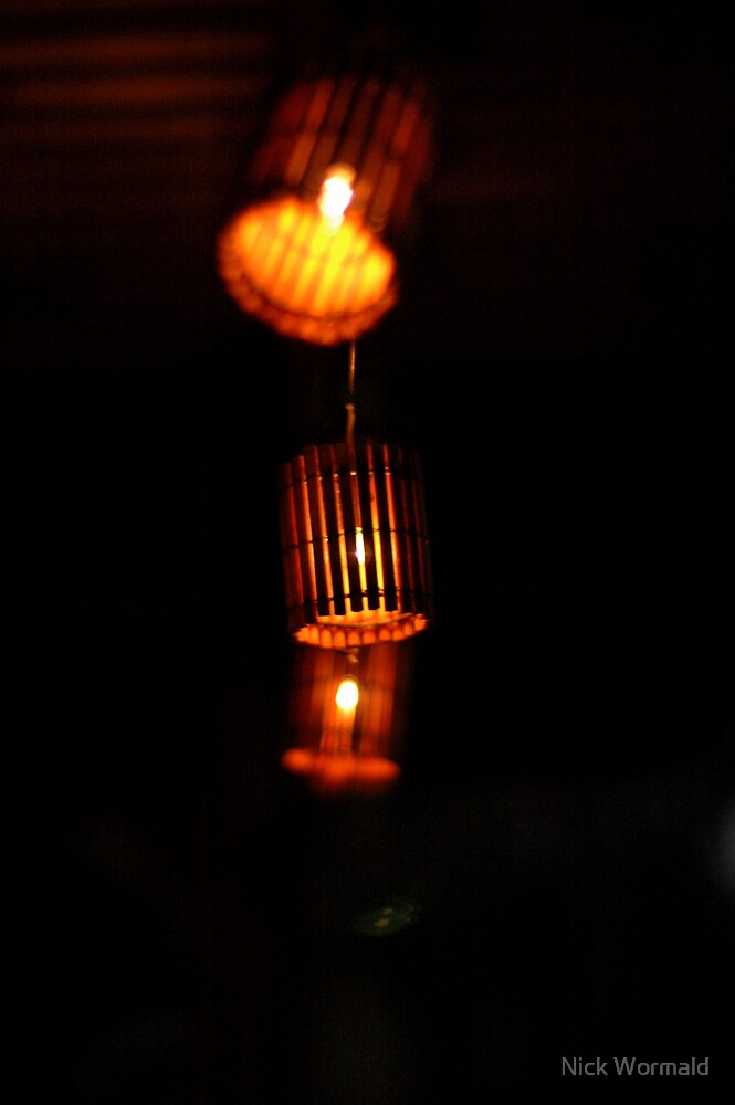 Dark Lantern by Nick Wormald