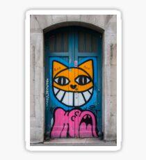 Mr Le Chat - Paris 2016 Sticker
