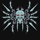 Frost Spire Hyouka by drakenwrath