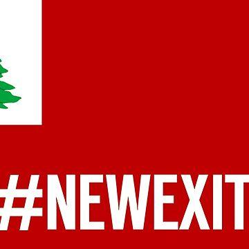 # NewExit New England Unabhängigkeitskampagne von dru1138