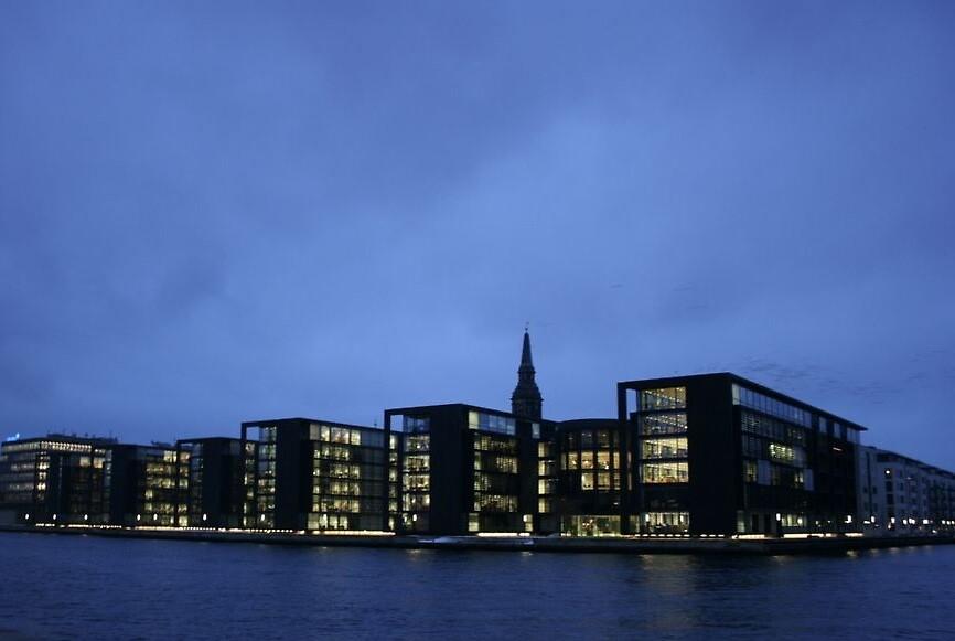 Copenhagen by Hojacita