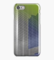 MANCHESTER Architectural Abstraction #02 iPhone Case/Skin