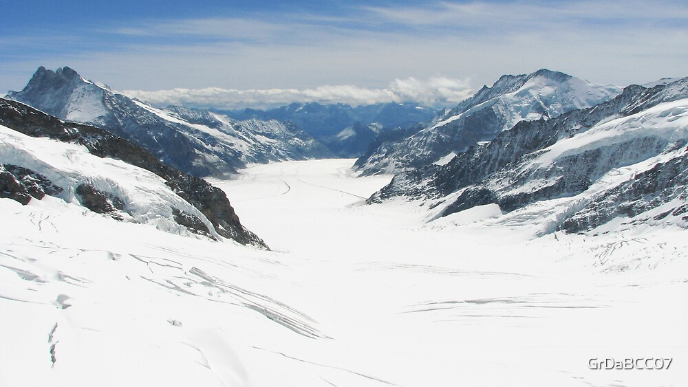Swiss Postcard by GrDaBCC07
