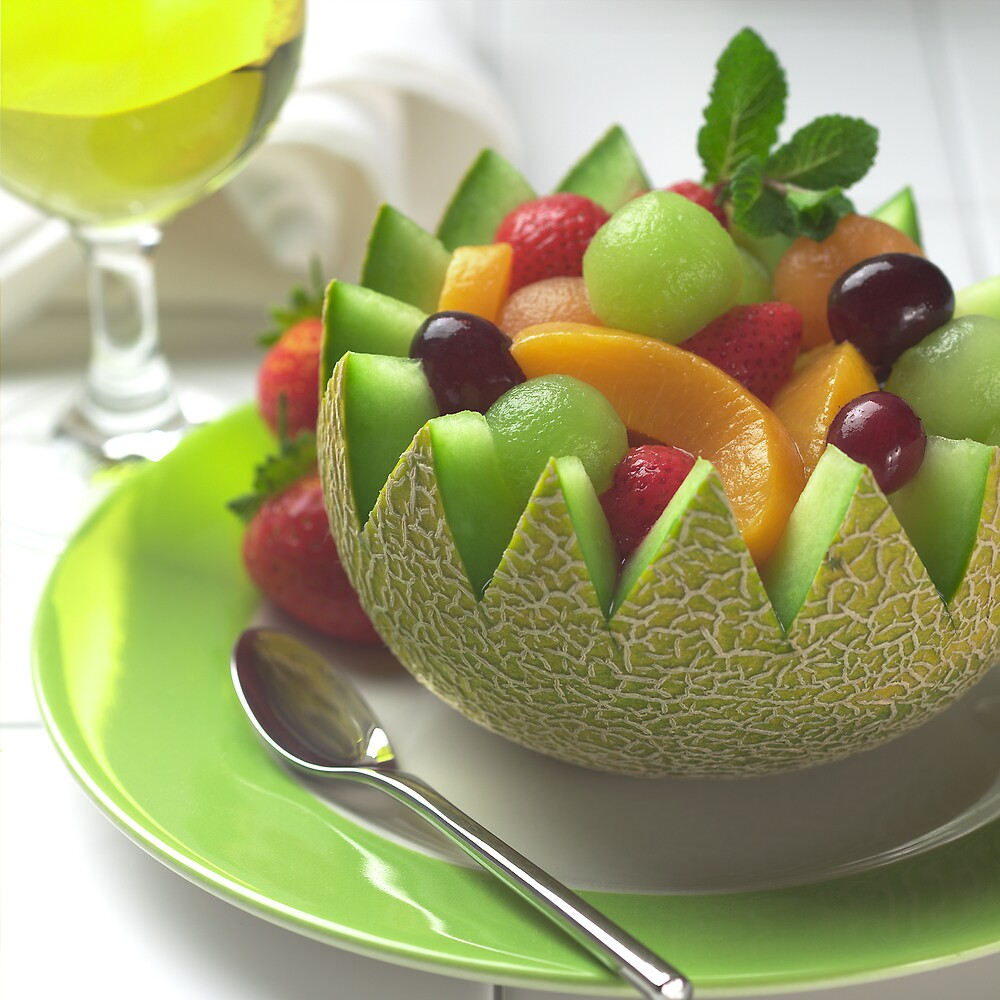 California Fruit Salad by flyingscot