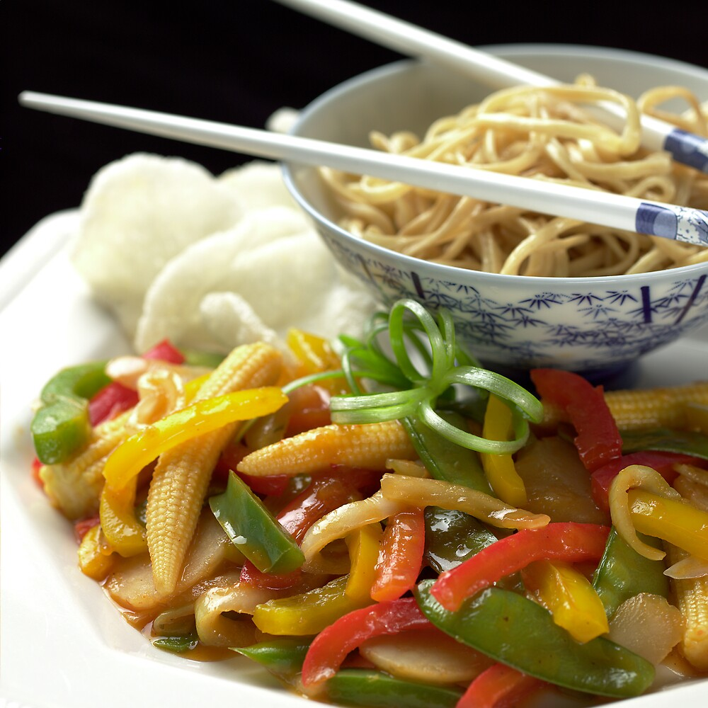 Chinese Stir fry by flyingscot