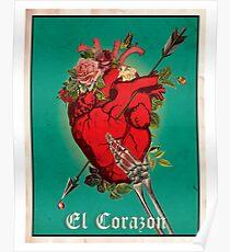 El Corazon Poster