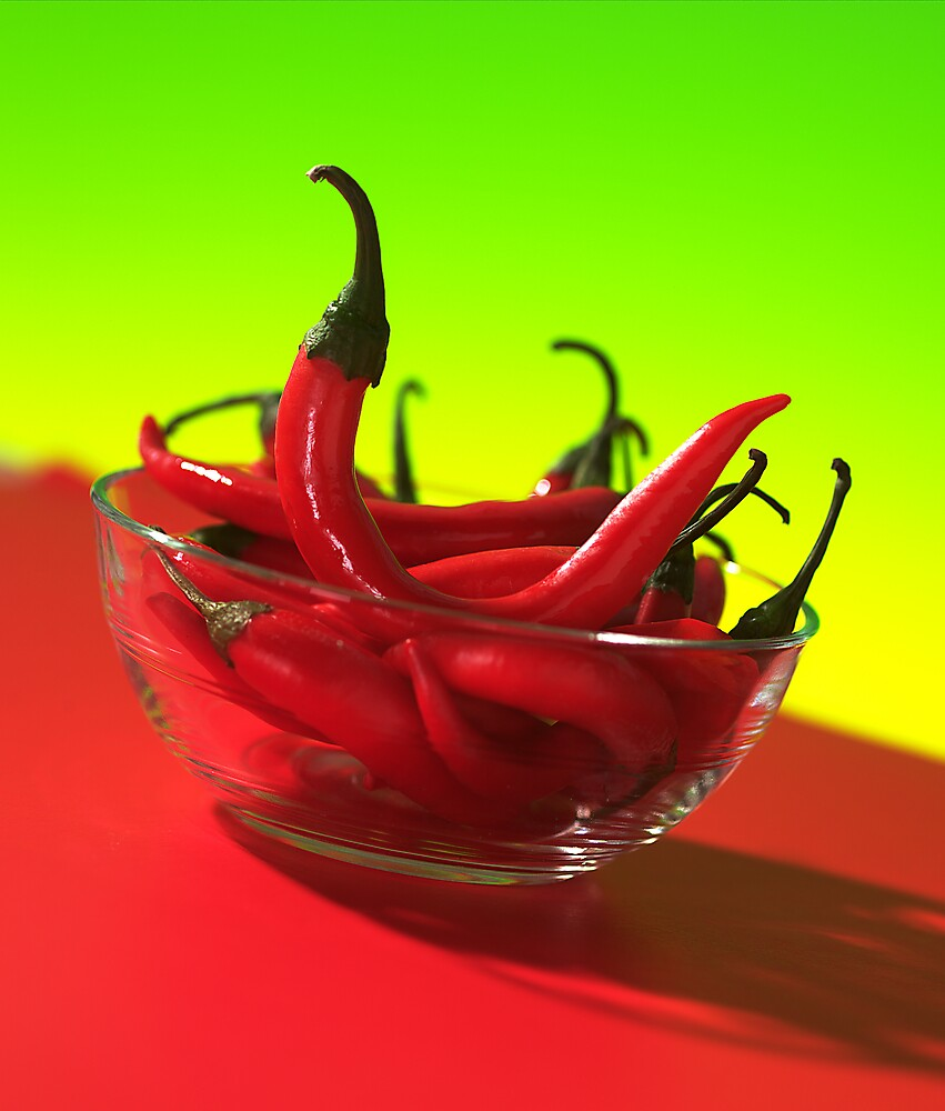 Chilli Peppers by flyingscot