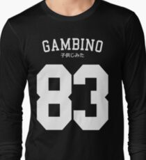 Gambino Jersey Long Sleeve T-Shirt