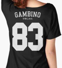 Gambino Jersey Women's Relaxed Fit T-Shirt